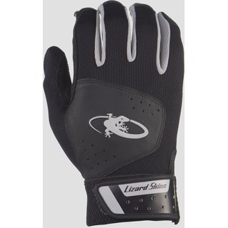 Lizard Skins Komodo Batting Gloves | Jet Black