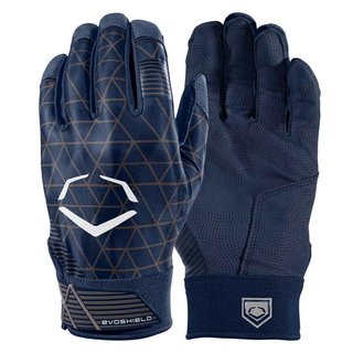 EVOCHARGE SCHUTZ- BATTING GLOVES Navy