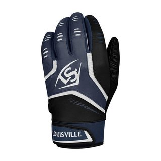 Louisville Slugger Omaha JUGEND BATTING GLOVES Navy