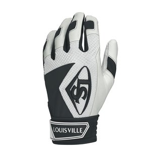 Louisville Slugger SERIES 7 BATTING GLOVES Black