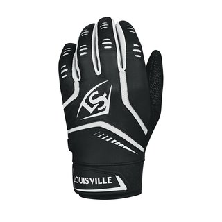 Louisville Slugger Omaha BATTING GLOVES Black
