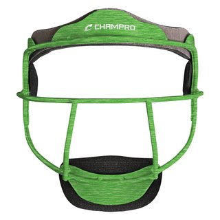 Champro THE GRILL Defensive Fielders Gesichtsmaske | Lime