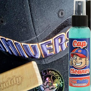 Original Cap Buddy Plus Cap Cleaner  Cap Reiniger Set für deine Baseball Cap